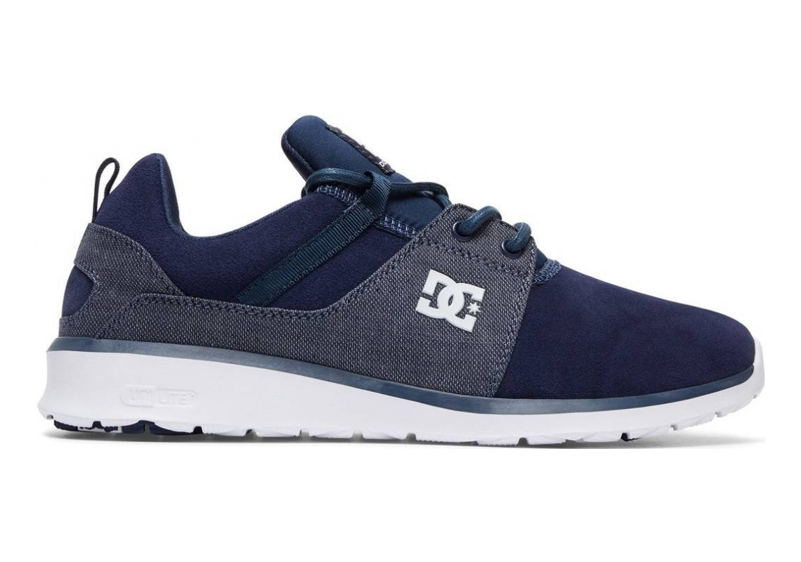 DC Heathrow SE Navy White