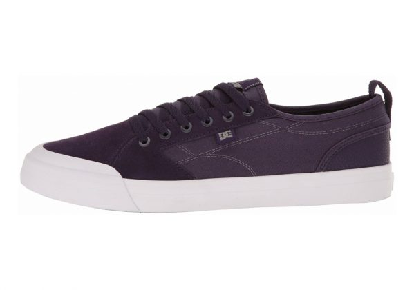 DC Evan Smith Purple/White