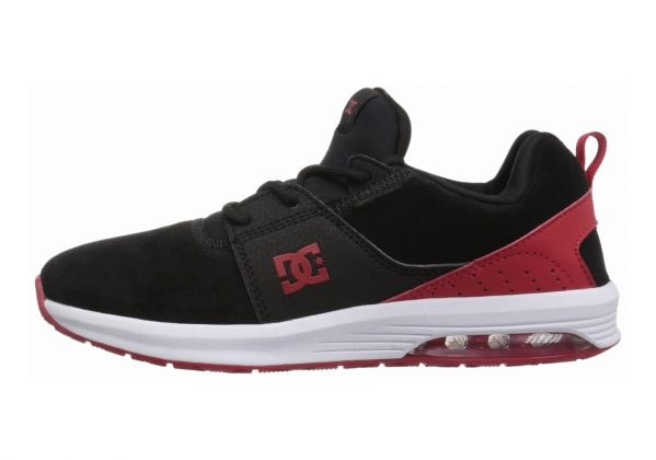 DC Heathrow IA Black/Athletic Red