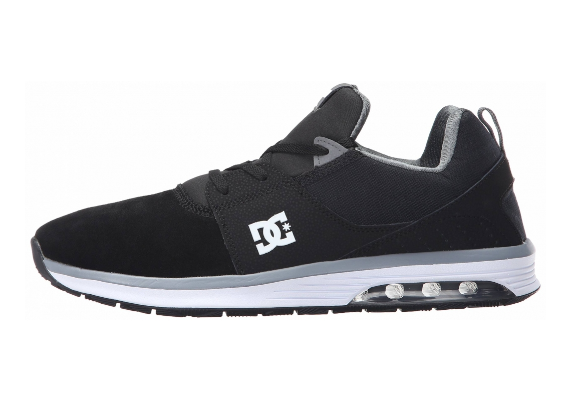 DC Heathrow IA Black/Grey/White