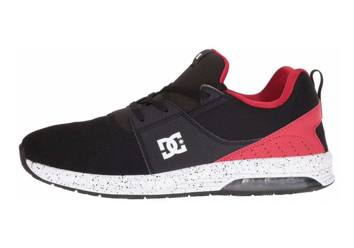 DC Heathrow IA Black/Red