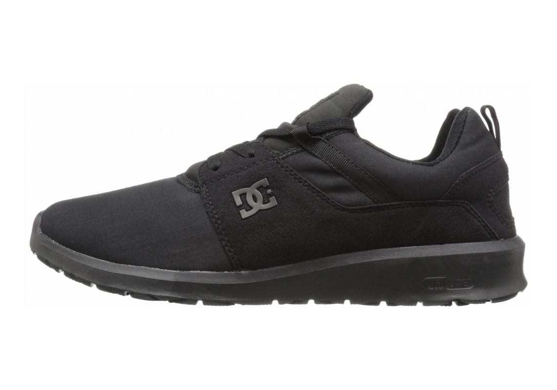 DC Heathrow SE Black/Black/Black