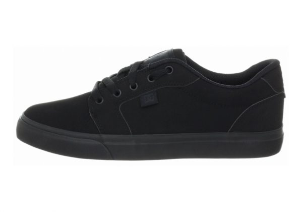 DC Anvil Black/Black