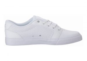 DC Anvil SE White/White