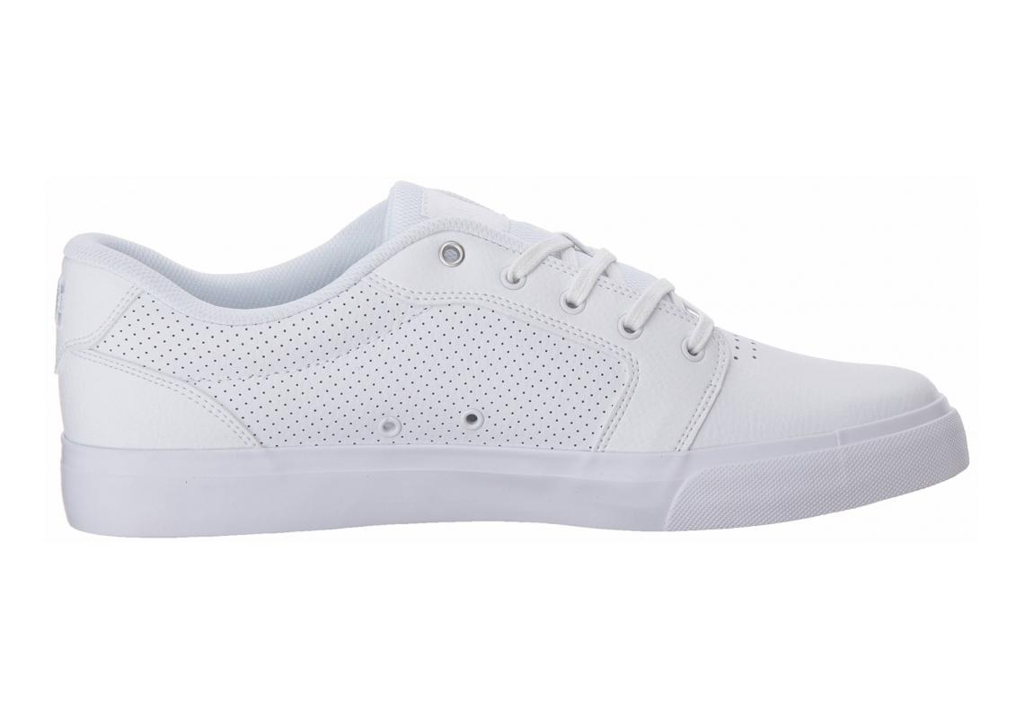 DC Anvil SE White/White