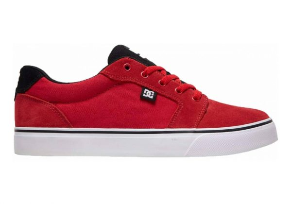 DC Anvil Red/Black/Red