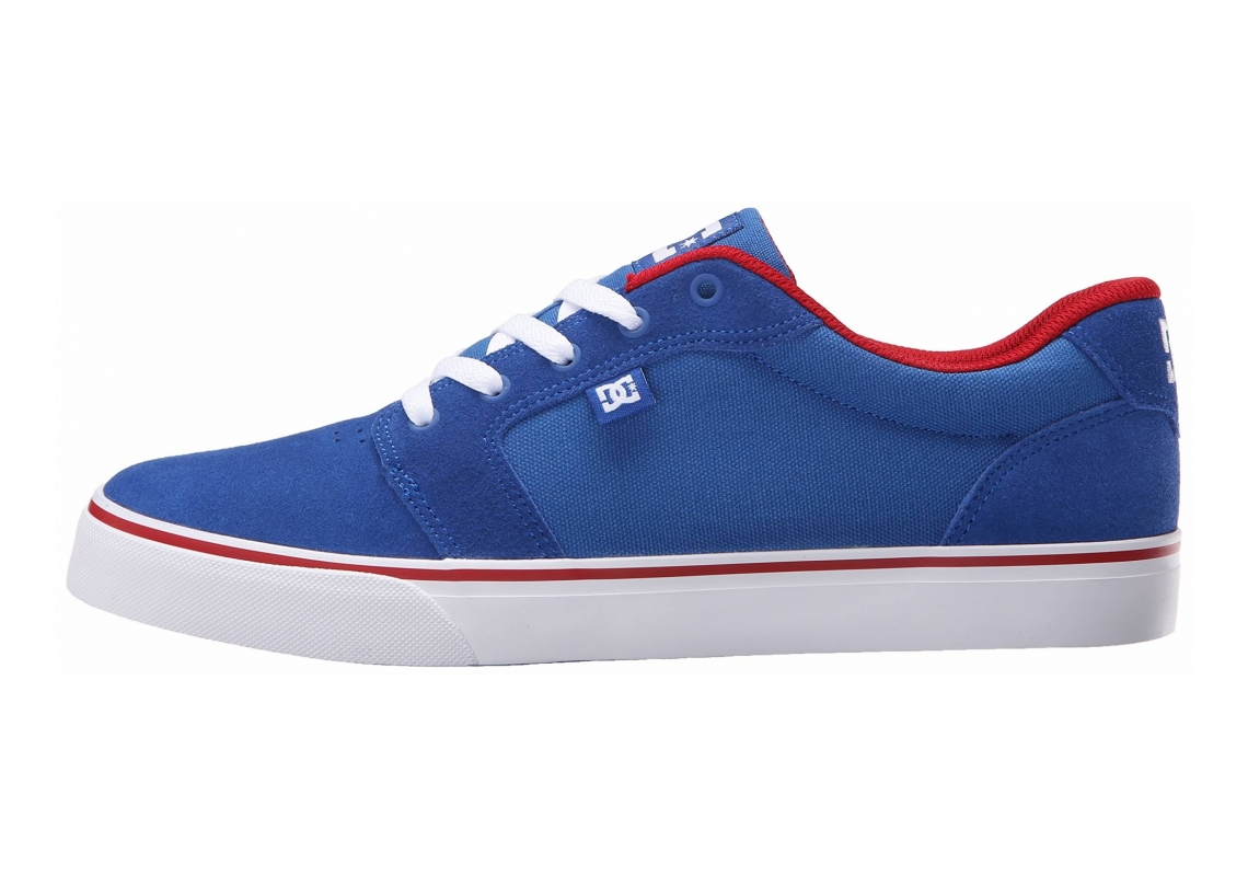 DC Anvil Blue/Red/White