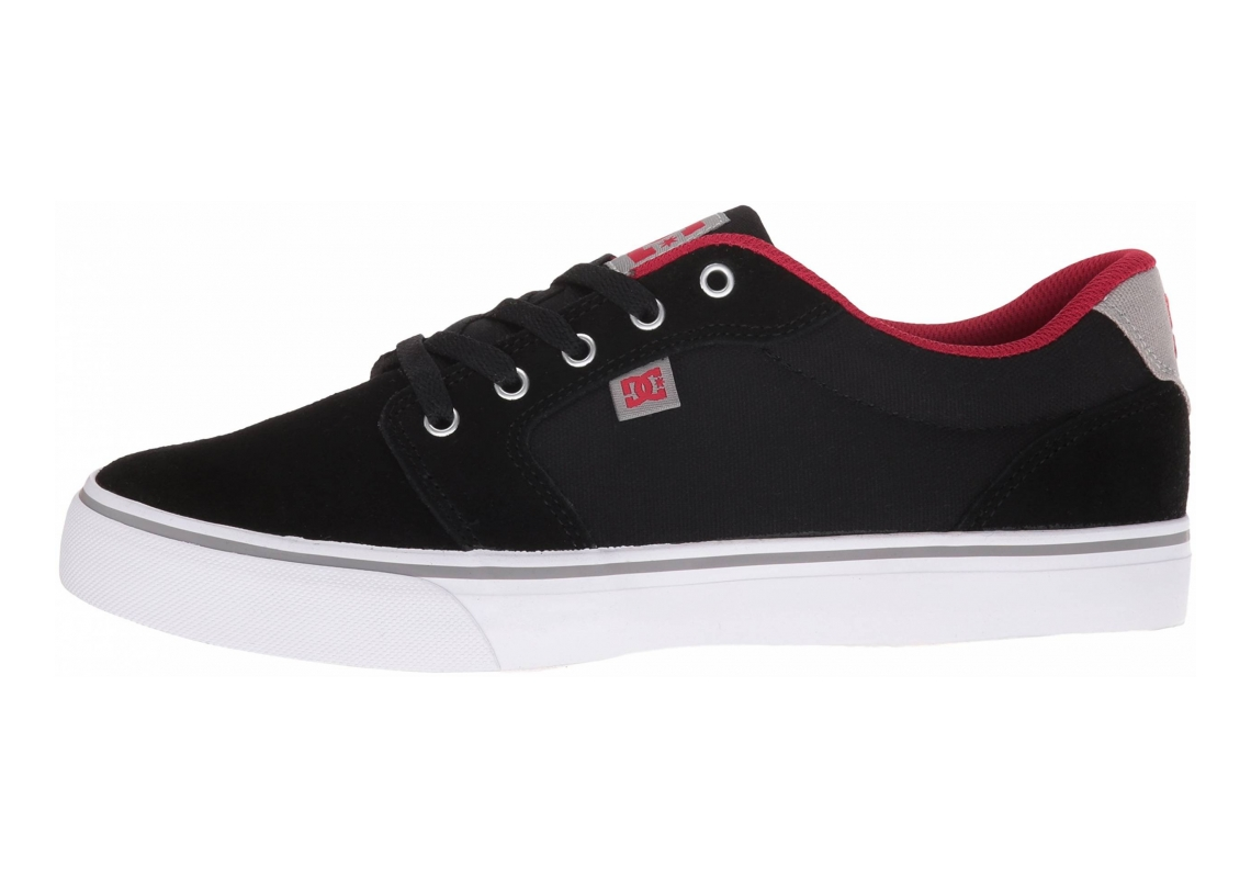 DC Anvil Black/Red/Grey
