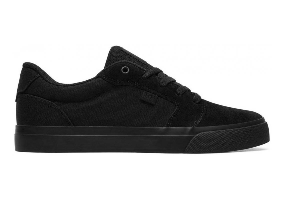 DC Anvil TX SE Black/Black