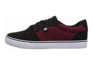 DC Anvil TX SE Black/Athletic Red