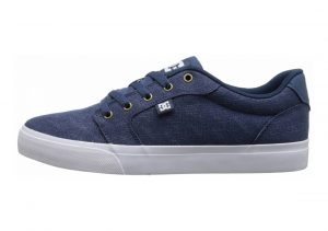 DC Anvil TX SE Dark Denim/White