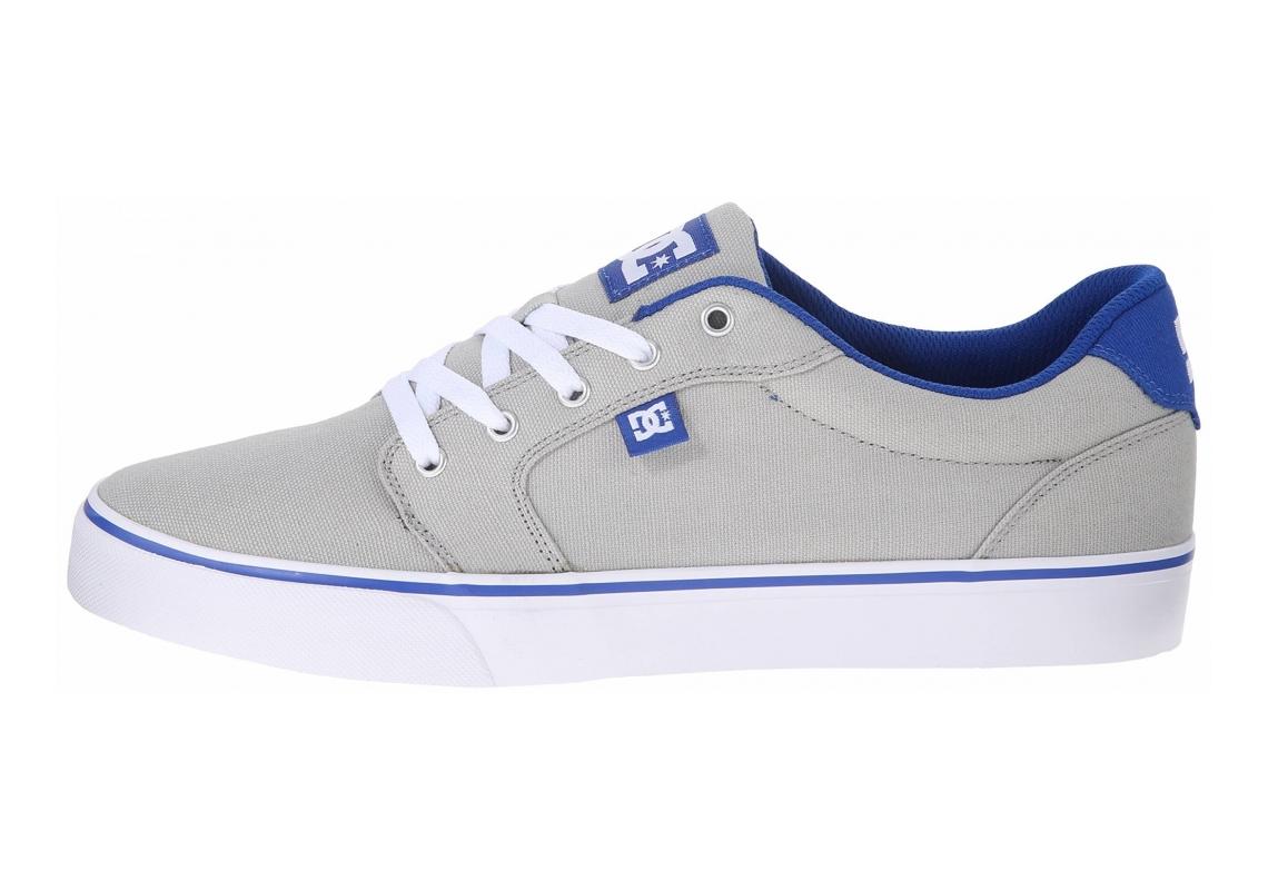 DC Anvil TX Grey/Blue