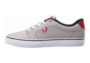 DC Anvil TX Grey/Red/White