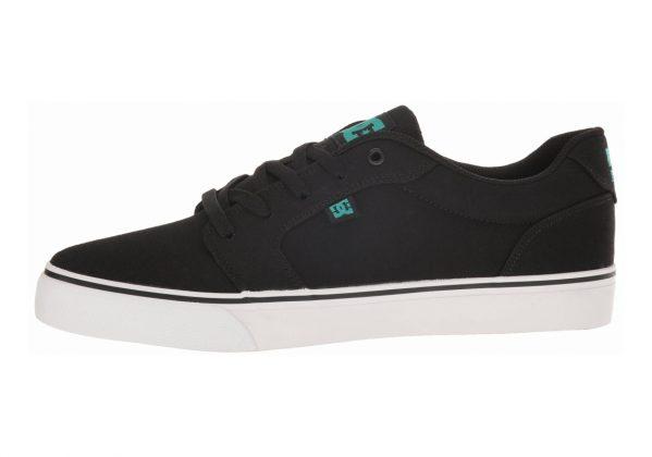 DC Anvil TX Black/turquoise