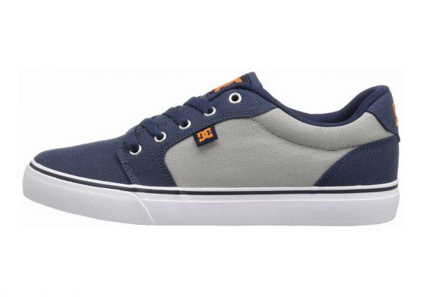 DC Anvil TX Navy/ Orange