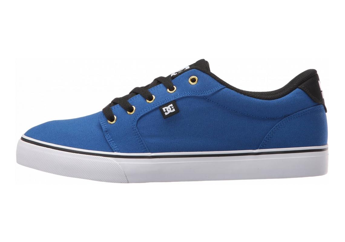 DC Anvil TX Blue