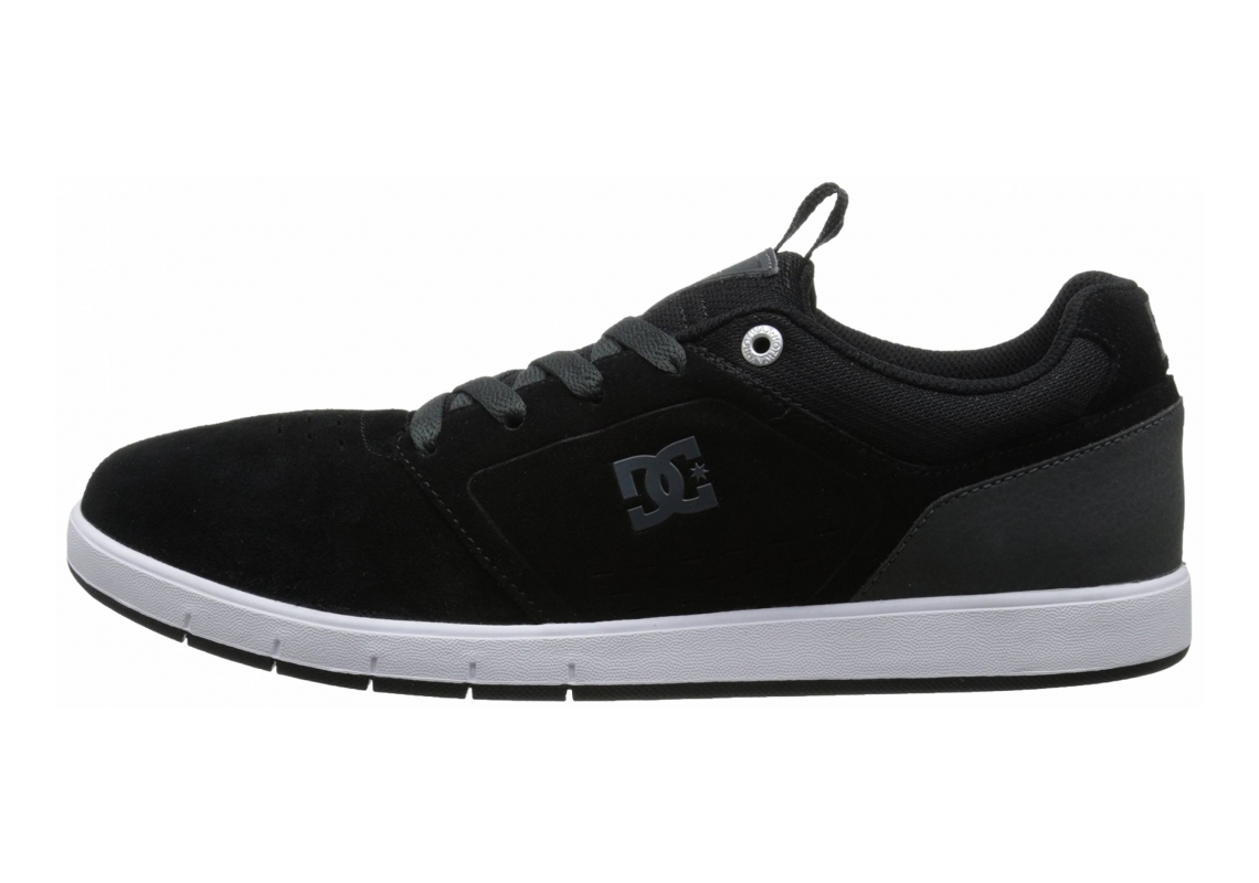 DC Cole Signature Shoe Black/Charcoal