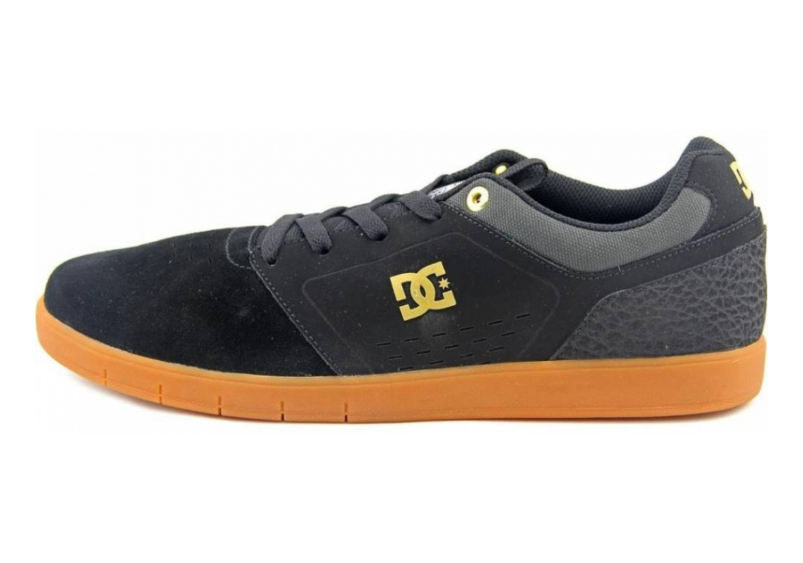 DC Cole Signature Shoe Grey/Black/Black