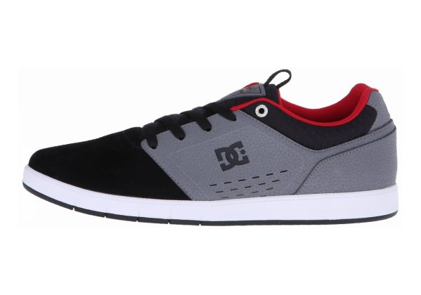 DC Cole Signature Shoe Grey/Black/Red