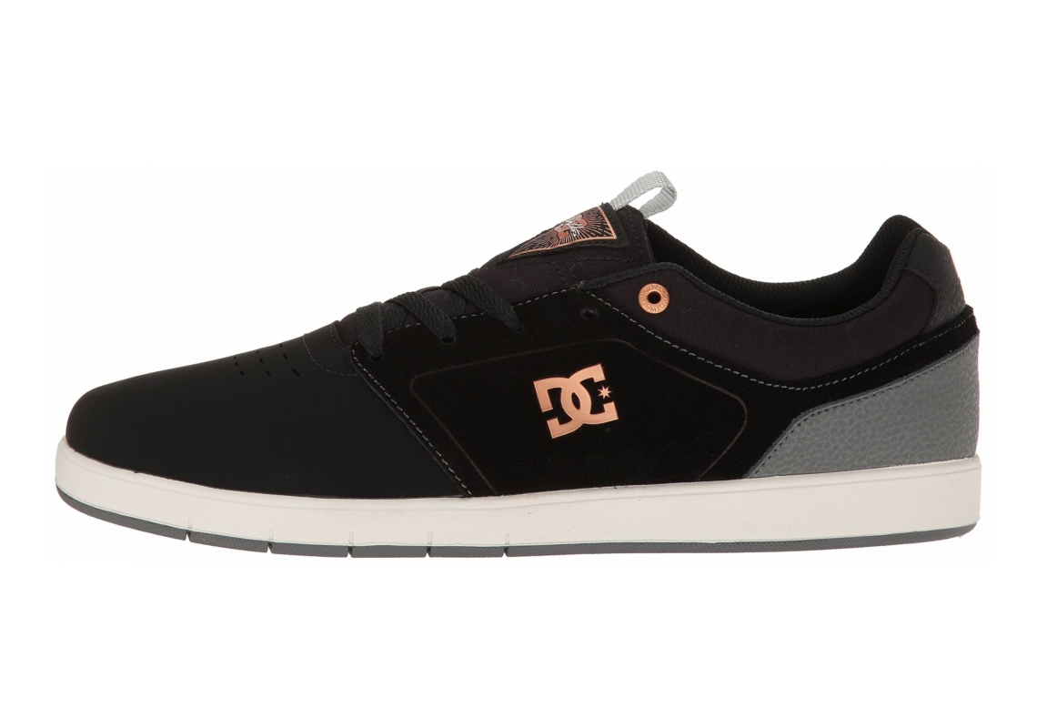 DC Cole Signature Shoe Black/red/white