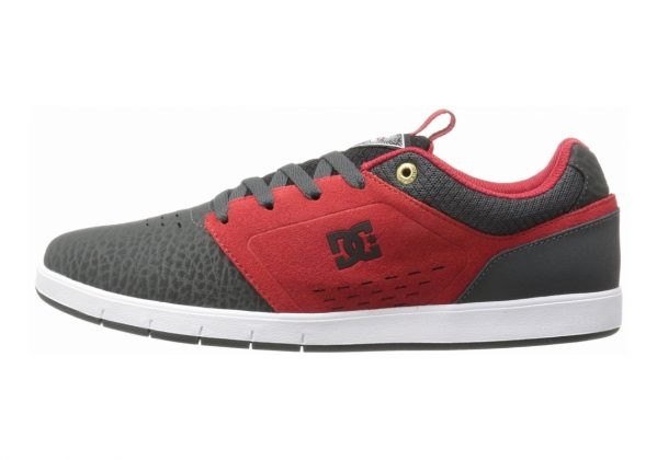 DC Cole Signature Shoe Grey/Red