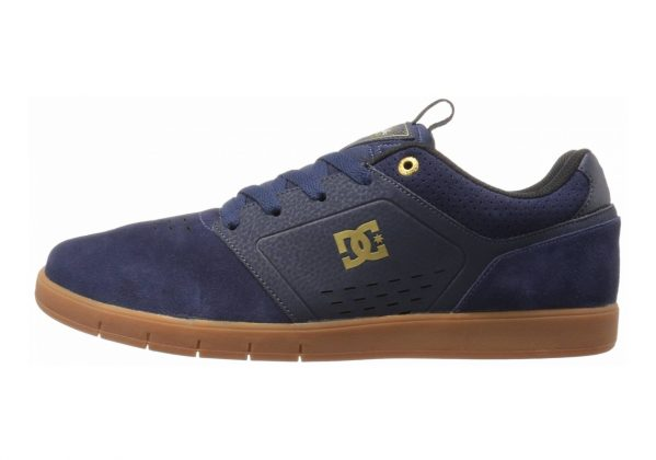 DC Cole Signature Shoe Navy/Gum