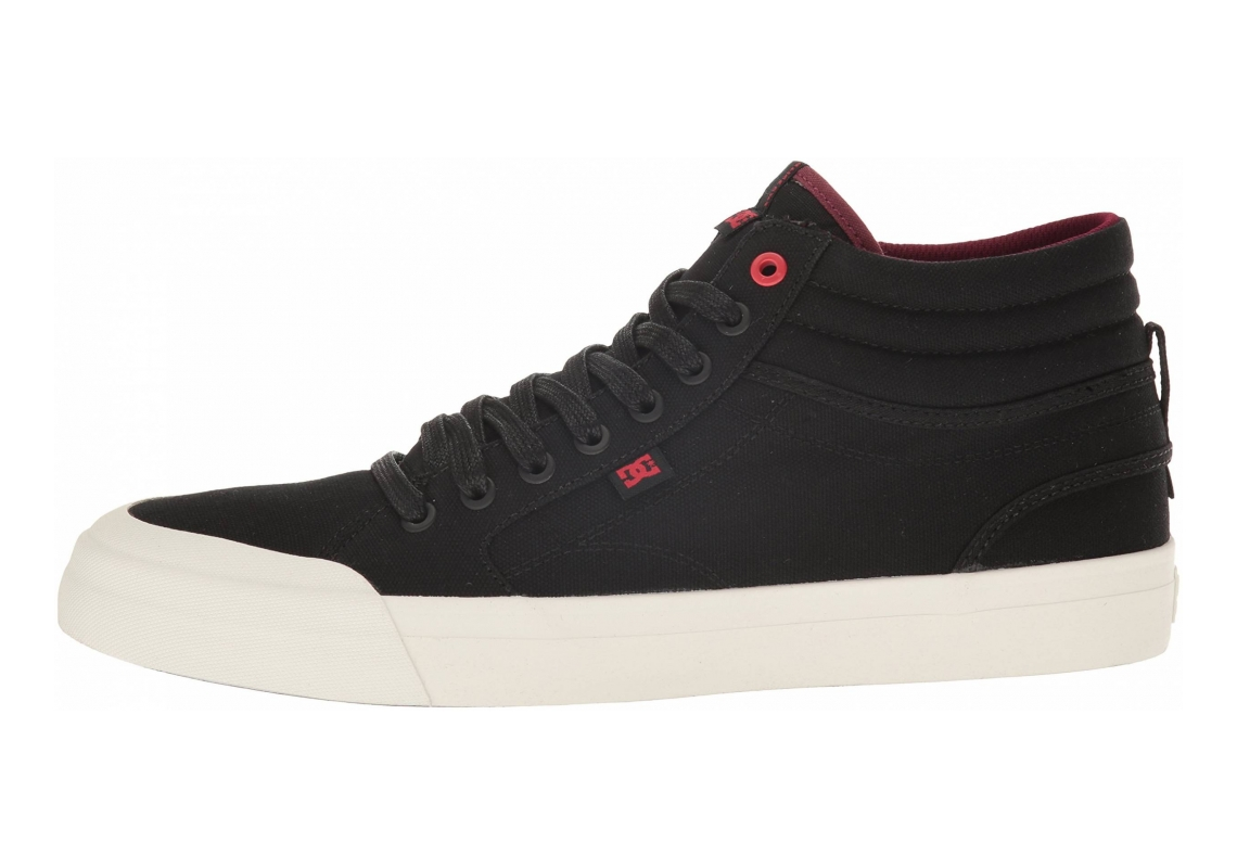 DC Evan Smith Hi TX SE Black/White/Red