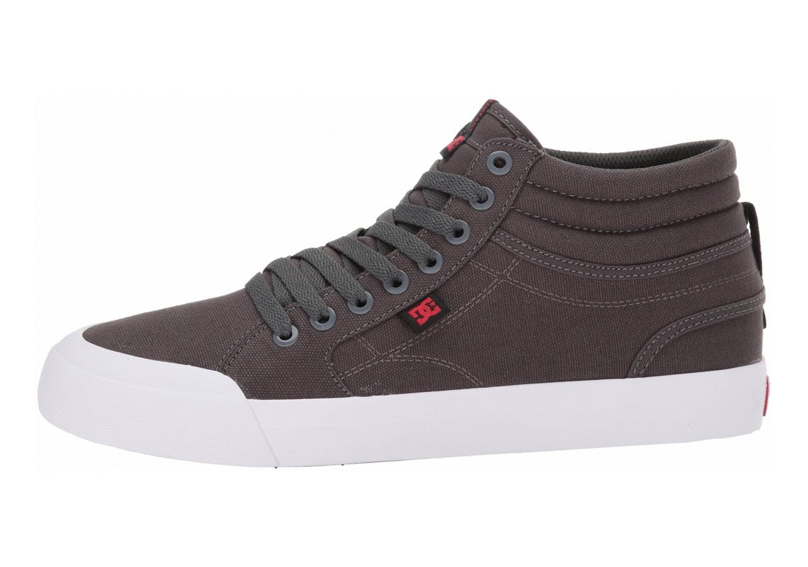 DC Evan Smith Hi TX Grey/Black/Red