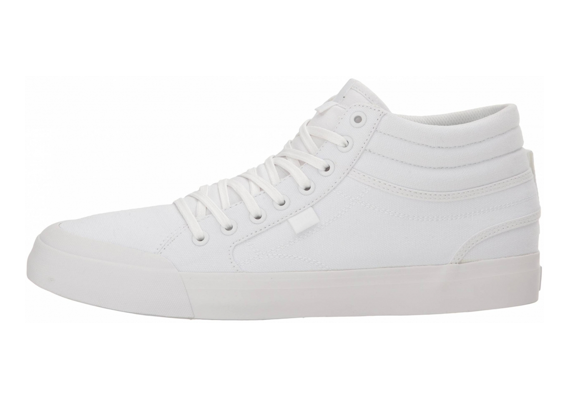 DC Evan Smith Hi TX White/White
