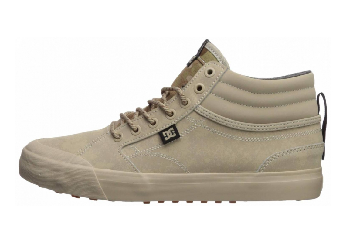 DC Evan Smith Hi WNT Beige