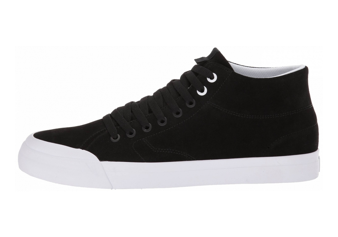 DC Evan Smith Hi Zero Black / Black / White