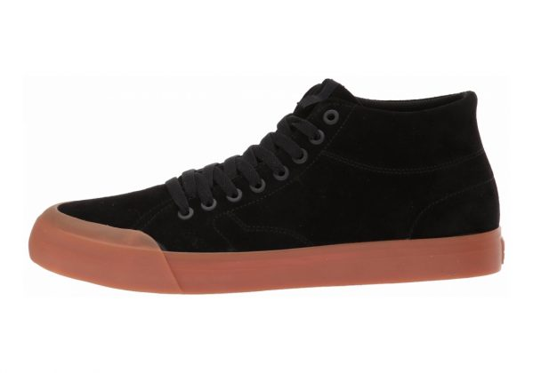 DC Evan Smith Hi Zero Black/Gum