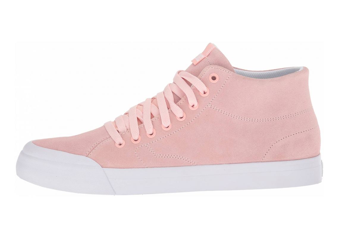 DC Evan Smith Hi Zero Pink