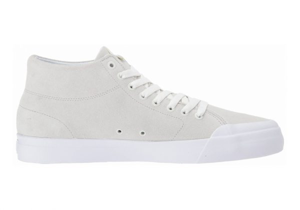 DC Evan Smith Hi Zero White