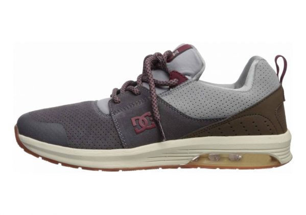DC Heathrow IA Grey/Gum