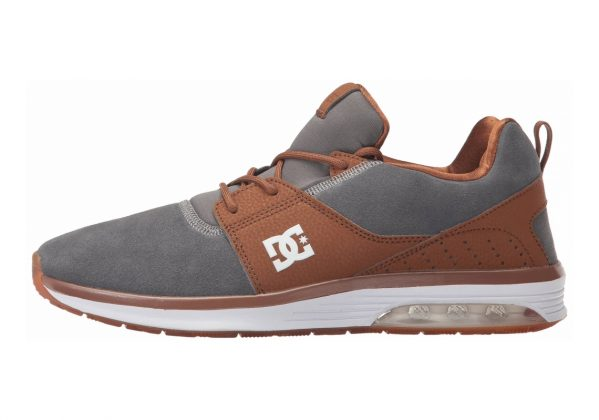 DC Heathrow IA Brown/Grey