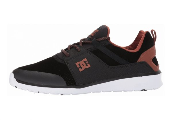 DC Heathrow Prestige Black/Brown/White