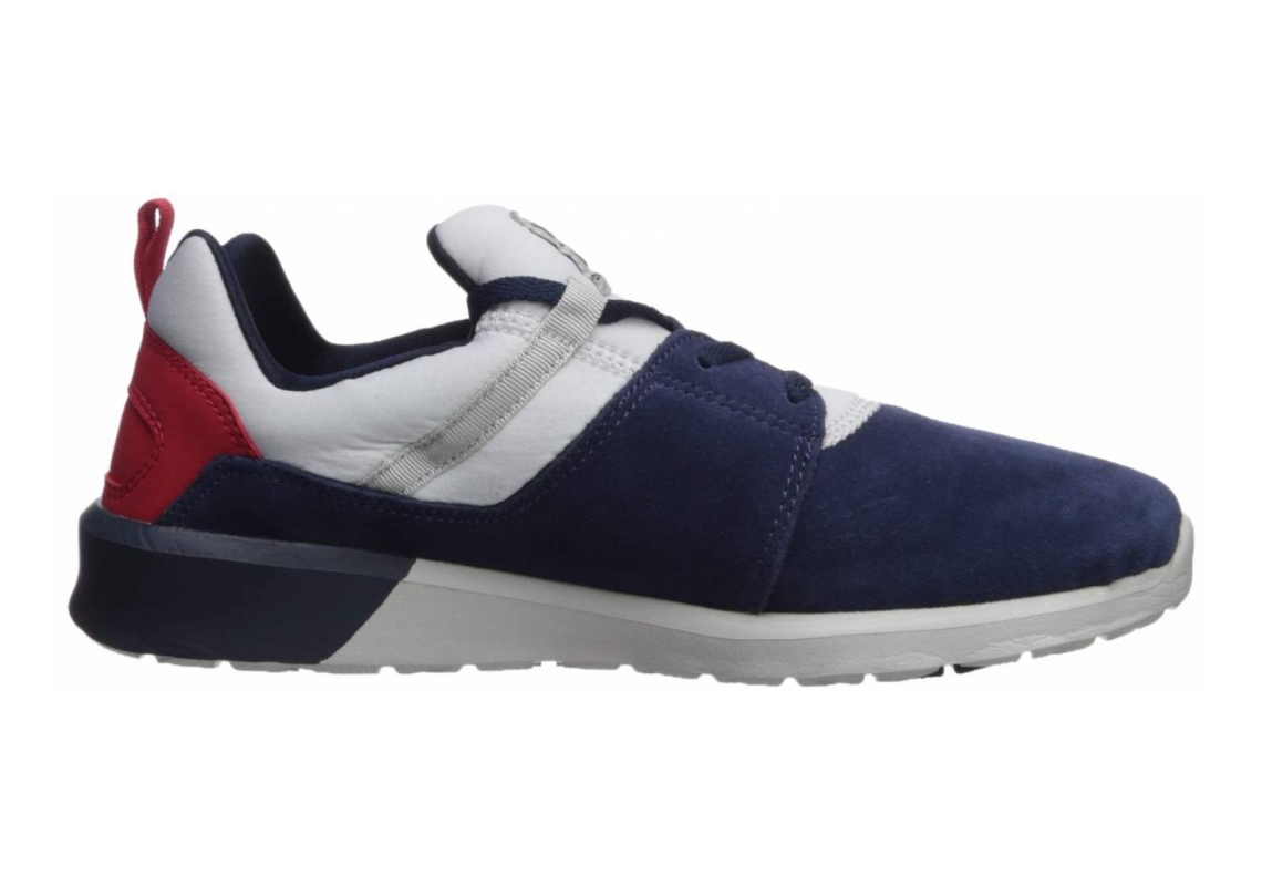 DC Heathrow SE Navy/Grey