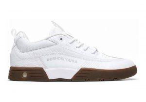 DC Legacy 98 Slim Blanc - White/Gum