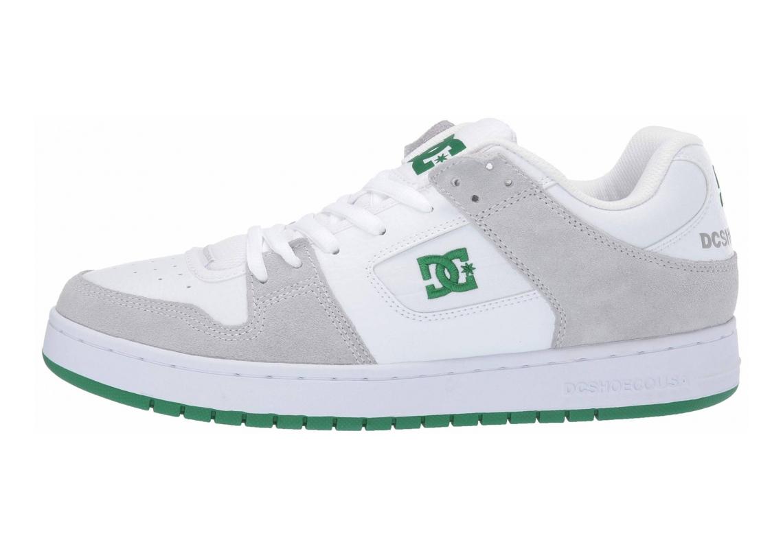 DC Manteca  White/Green