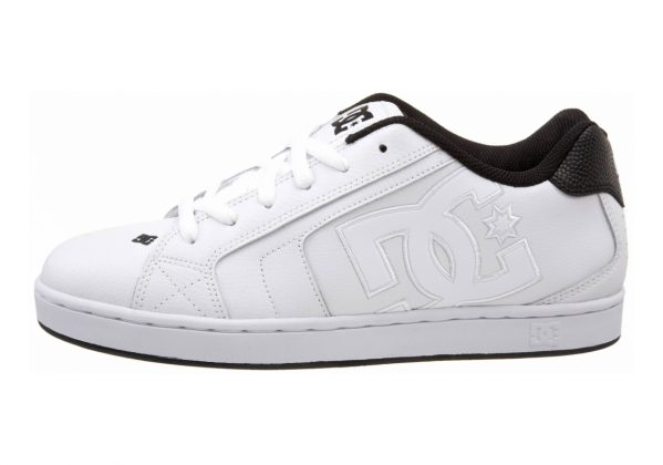 DC Net White/Black