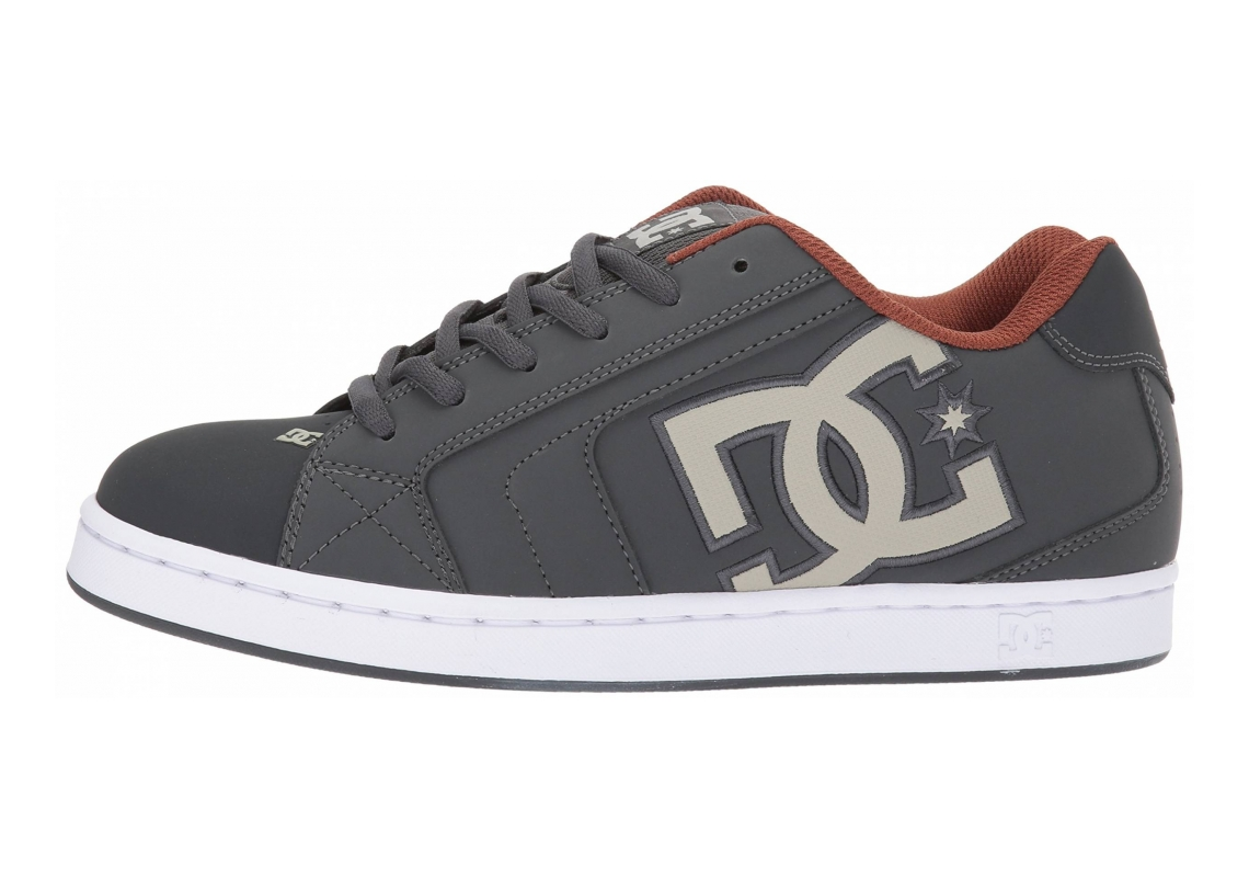 DC Net Dark Shadow/White/Athletic Red
