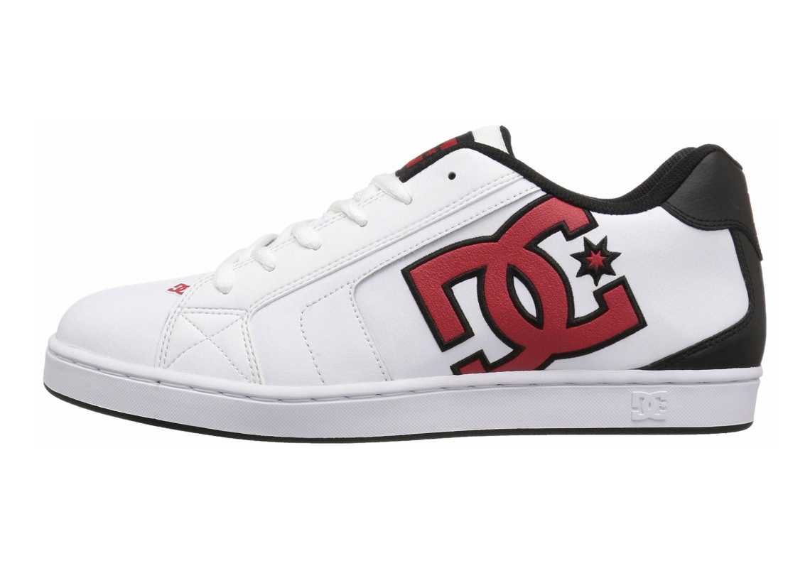 DC Net White/Athletic Red/Armor