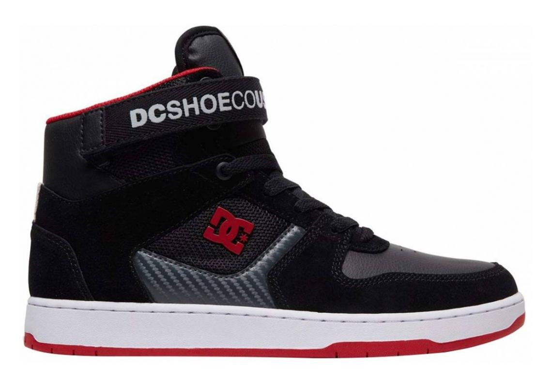 DC Pensford Black/Dark Grey/Athletic Red