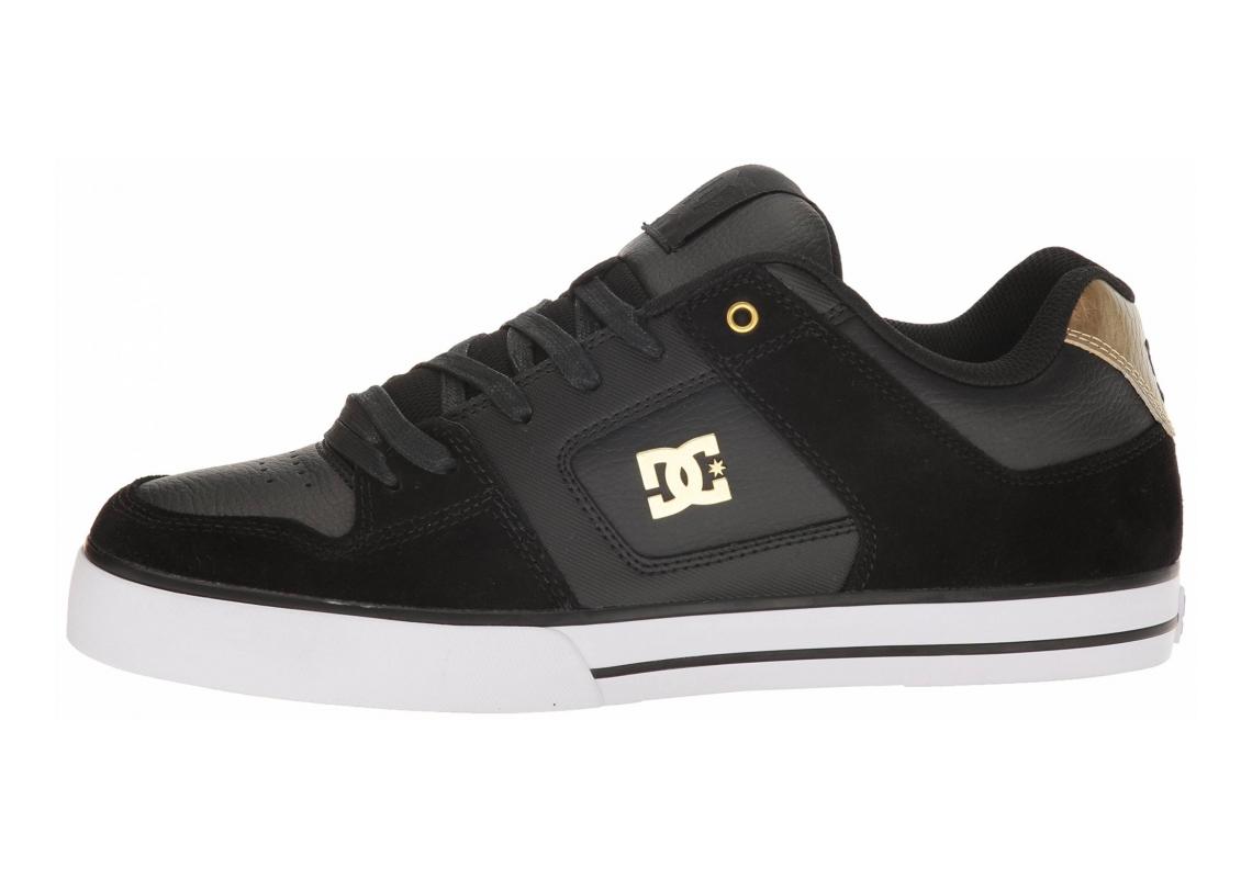 DC Pure SE Black/Gold