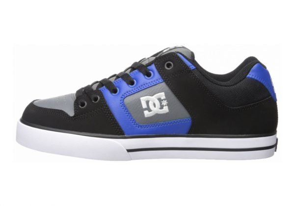 DC Pure Black/Blue/Grey