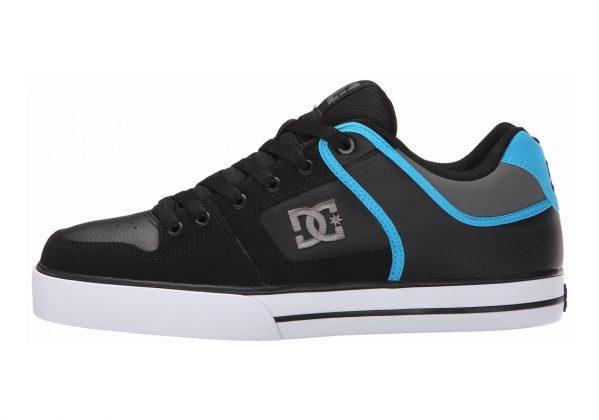 DC Pure Black/Grey/Blue