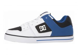 DC Pure White/Black/Blue