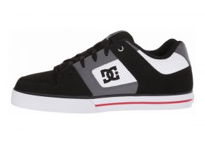 DC Pure white/black/red
