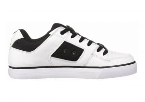 DC Pure White/Black/White